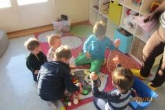 Små og store viser glede over nye leker