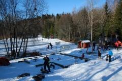 Ulike vinteraktiviteter