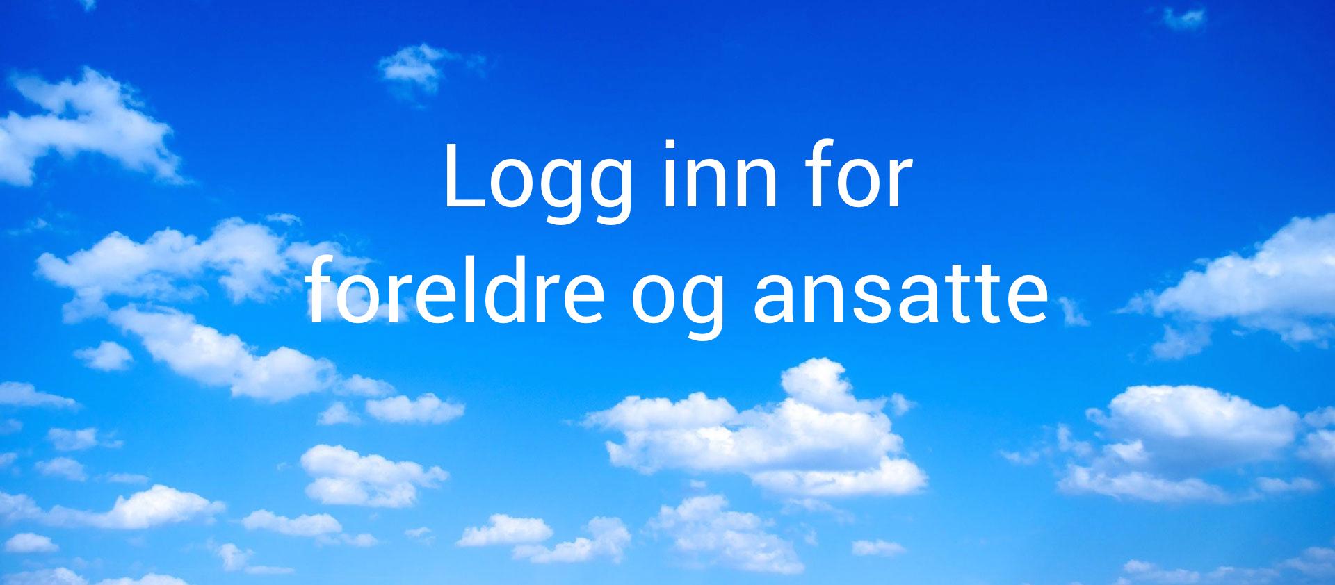 Logg inn