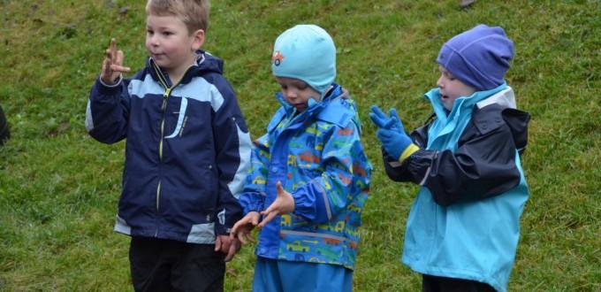 Barnehage Gjettum Bærum Blåveiskroken