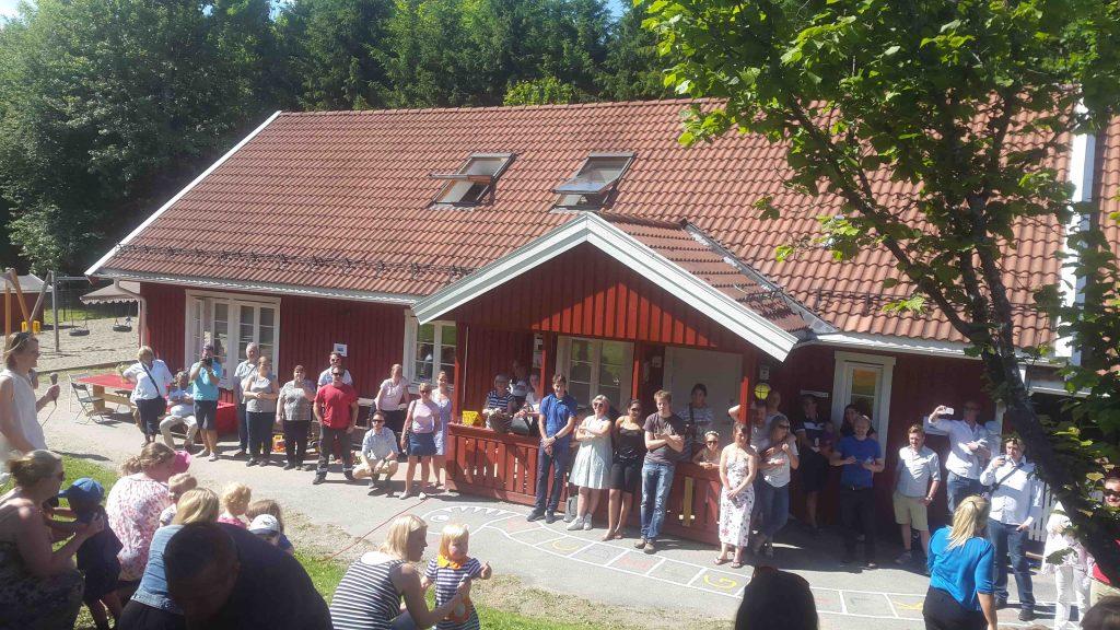 Sommerfest i Barnehagen…