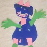 Barnas egne lagde profilbilde for Blåveiskroken Barnehage