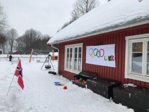 OL i Blåveiskroken